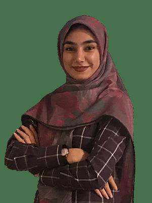 آزاده طاهری کارشناس تولید محتوا