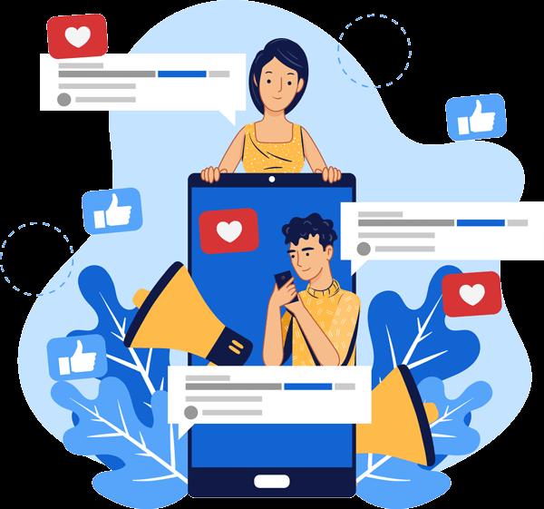 بازاریابی شبکه های اجتماعی یا Social Media Marketing